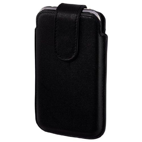 Hama Business Line Handy Köchertasche für Apple iPhone/iPhone schwarz