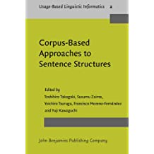Corpus-Based Approaches to Sentence Structures