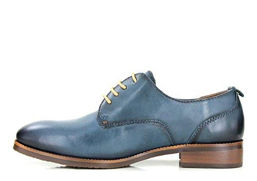 Pikolinos Royal W4d I16, Chaussures Lacées Femme Océan