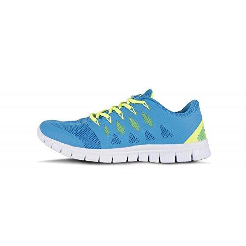 Chaussure de Sport - Bleu Turquoise Bleu Turquoise