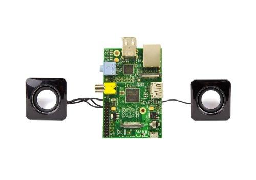 Mini altavoces con conexión USB para ordenador Raspberry Pi Pi tipo 2,...