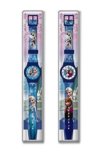 Frozen Kinder Armbanduhr Disney Kids Uhr mit Zeiger 35830