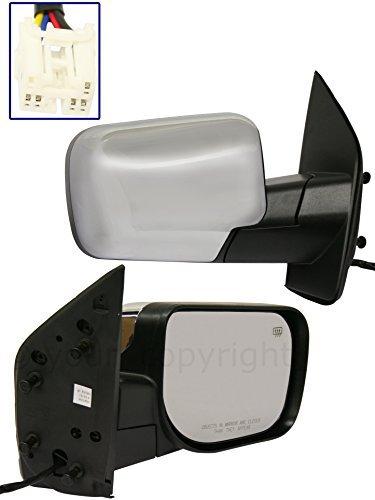 for-nissan-armada-05-11-side-mirror-passenger-power-heated-folding-chrome-by-kool-vue