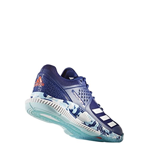 best website 623a7 baba5 adidas Crazyflight Bounce W, Scarpe da Pallavolo Donna, Multicolore  (TinmisFtwblaAzuhie), 38 EU