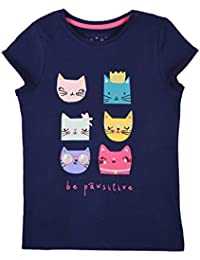 Mothercare Girls' Regular Fit T-Shirt
