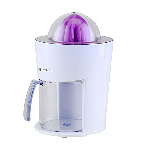Wonderchef Regalia Citrus Juicer 40-Watt (White/Purple)