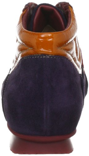 Think Chilli 89109 Damen Fashion Halbstiefel & Stiefeletten Violett (lila/kombi 33) BGehWpgRe