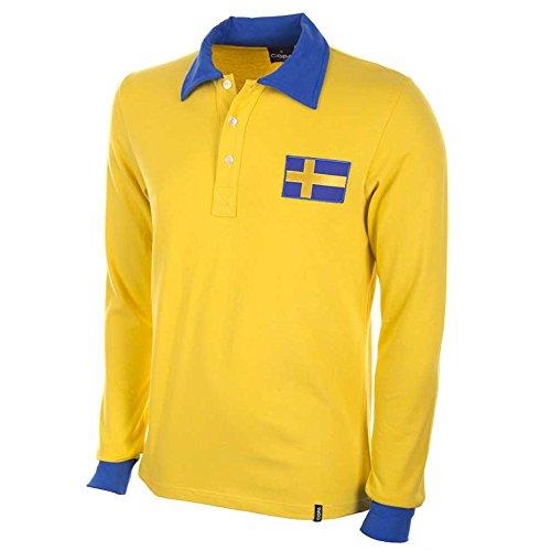 COPA Football - Schweden World Cup 1958 Retro Trikot