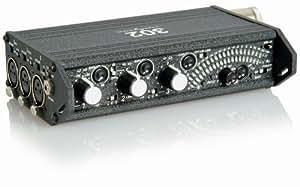 Sound Devices 302 Portable 3 Mixer terrain Manche