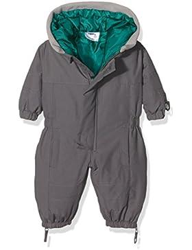 Twins Unisex Baby Schneeanzug mit Kapuze