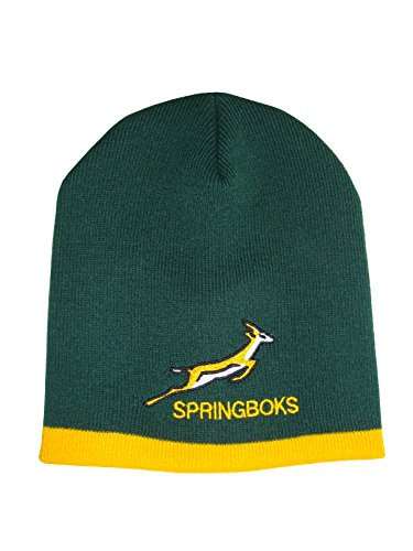 South African Rugby Beanie Hat