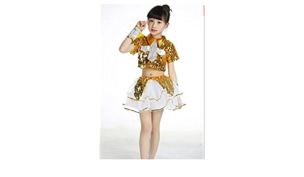 QXJ Jazz dance costumi da Carnevale 65f0ec80ad7e