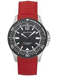 Nautica Herren-Armbanduhr NAPMAU003