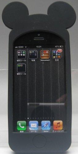 iphone5-corrispondente-copertura-smartphone-copertura-mickey-orecchio-silicio-die-cute-japan-import