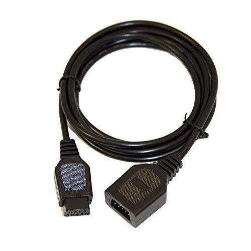 Childhood 6ft 1,8m 9 polige Verlängerung Kabelkabel für Genesis 1 Mega Drive Controller