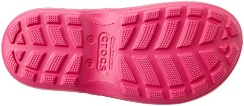 Crocs Handle It Rain Boot, Bottes de Pluie mixte enfant Rose (Candy Pink)