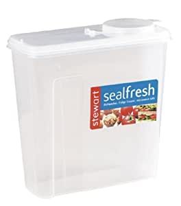 Boîte hermétique / distributeur à céréales Seal Fresh 9 x 22 x 29cm.