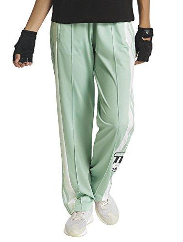 Adidas Adibreak Pantalones, Mujer, Verde (vercen/Blanco), 36
