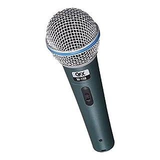 QFX m-158Professionelles dynamisches Mikrofon