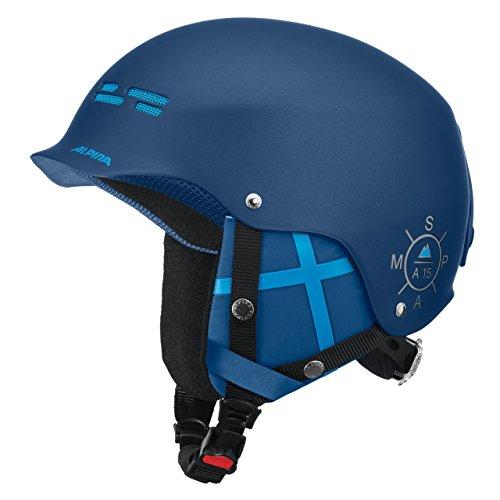 alpina-casco-da-sci-spam-cap-navy-blue-opaco-54-57-cm