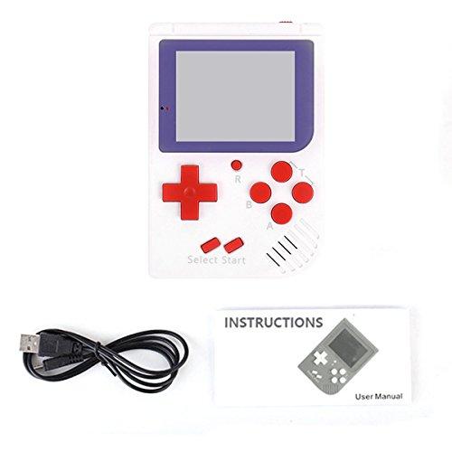 QUMOX RS-6 Mini console de jeux vidéo console de jeu...