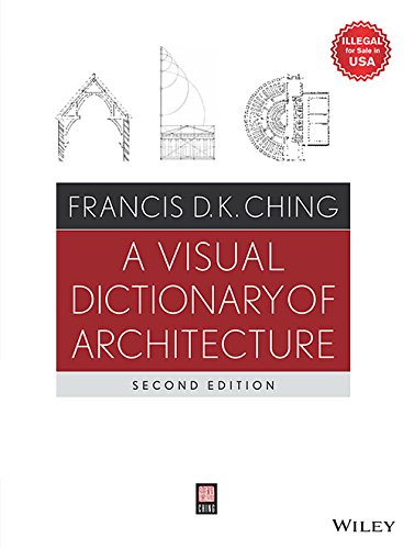 A Visual Dictionary Of Architecture 2Ed (Pb)