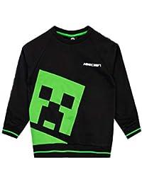 Minecraft Felpa per Ragazzi Creeper