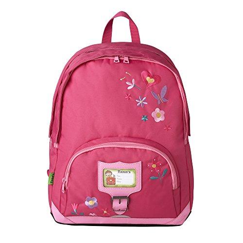 Tann's Zaino Scuola, rosa (Rosa) - T5FLO-SDL-RS