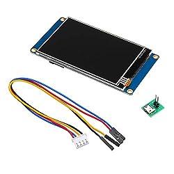 Nextion Nx4832t035 3,5-zoll 480 X 320 Hmi-tft-lcd-touch-display-modul-resistiven Touchscreen Für Raspberry Pi 3 Arduino-kit