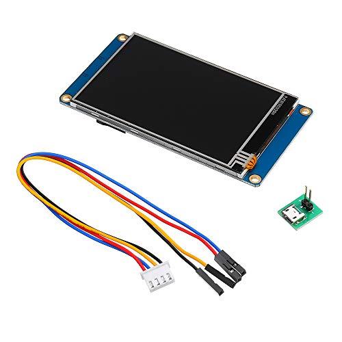 LaDicha Nextion Nx4832T035 3,5 Pollici 480X320 Hmi Tft Lcd Touch Display Modulo Resistivo Touch Screen Per Raspberry Pi 3 Arduino Kit