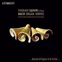 Bach:Organ Works [Masaaki Suzuki] [BIS: BIS2111]