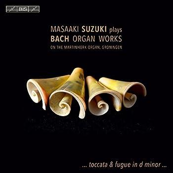 Suzuki Spielt Orgelwerke Von Bach 0