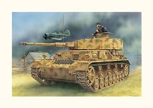 Dickie-Tamiya - Maqueta de tanque escala 1:35 (D6330)