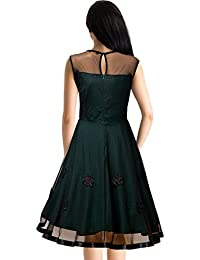 Amazon.it  I Vestiti Eleganti Da Donna - Vestiti   Donna  Abbigliamento 4b73acb9914