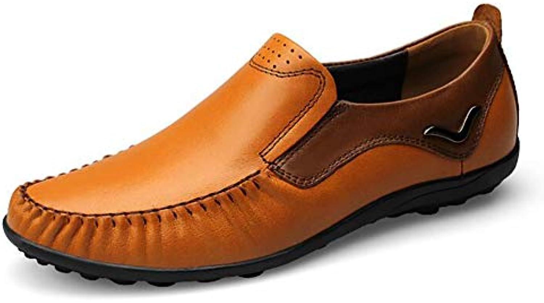 Nuovi Scarpe Da Uomo Scarpe Da Uomo Business Scarpe In Pelle Scarpe Casual Traspiranti Lavoro Formale,A,38 | Pregevole fattura  | Uomini/Donna Scarpa