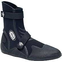 ASCAN Zapatos de neopreno Calzado surf Superflex 5mm - Neopreno Negro a87e499101e