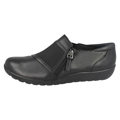 CLARKS Clarks Womens Shoe Medora Gale Black Nero