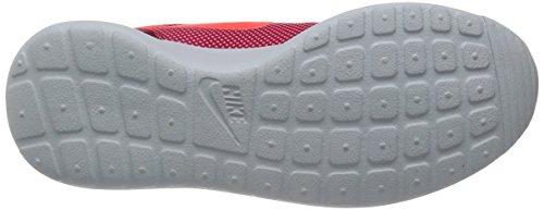 Nike Wmns Roshe One, Chaussures Femme Rouge (Rouge/Orange/Blanc)