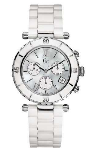 Guess Collection Diver Analogue Dial Women's Watch - I43001M1S image