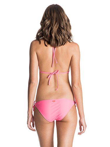 Roxy Damen Surf Essentials Bikini Set Pop Pink