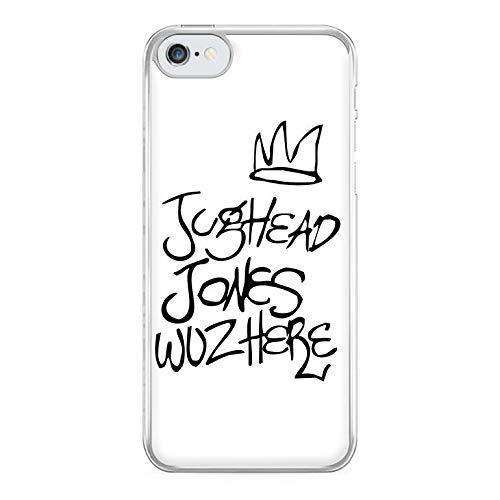Fun Cases Jughead Jones Woz Hier-Riverdale Telefon Fall, iPhone 8