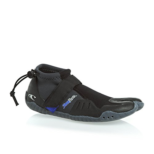 2017 O'Neill SuperFreak Tropical 2mm Split Toe Boot 4124 Boot/Shoe Size UK - Uk Size 12 (Boots Wetsuit Split Toe)