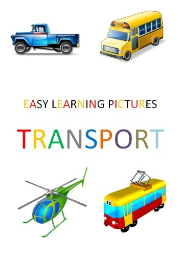Easy Learning Pictures. Transport por JOSÉ R. GOMIS FUENTES