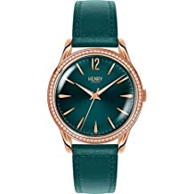 Henry London HL39-SS-0140 Damen armbanduhr (Zertifiziert und Generalüberholt)