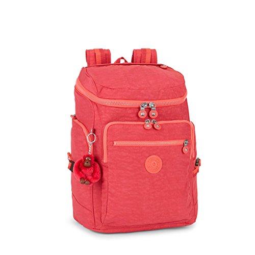 Kipling - UPGRADE - Mochilla grande con protección para el portátil - Punch Pink C - (Rosa)