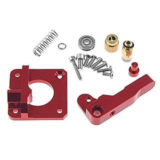 3D Drucker,3D Drucker Bausatz,CR10 3D Drucker MK8 Extruder Upgrade Ersatzteil-Kit kompatibel mit Creality CR-10 S4 S5 CR-10S Rechts