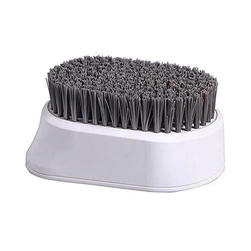 Stylelove Langlebige Haushaltsbürsten - Harte Bürsten - rutschfeste, weiche Griffe - Bodenbürsten - Teppich- und Fugenreinigungsbürsten - entfernen hartnäckige Flecken und Schmutz