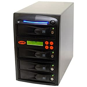 Systor 1-3 SATA Hard Disk Drive (HDD/SSD) Disco Rigido Duplicatore/Sanitizer