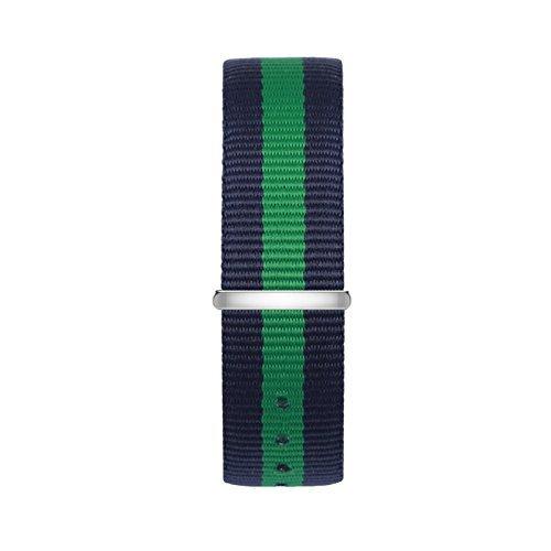 time100-cinturino-tricolore-nero-e-verde-perfetto-sostituito-materia-di-nylon-resistente-alla-sporci