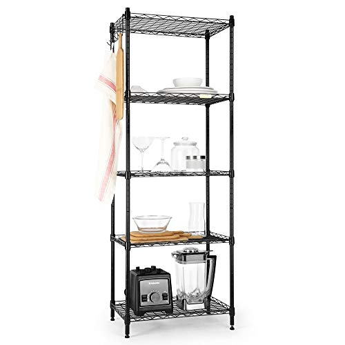 5-Shelf Shelving Unit, Cozzine M...
